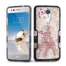 Fundas y carcasas transparente de color principal multicolor para teléfonos móviles y PDAs