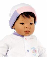 Beautiful Baby - Black/Brown - Lm936 - Newborn Nursery By Middleton Dolls