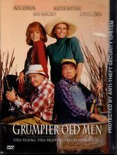 Grumpier Old Men (DVD, 1997) brand new factory sealed