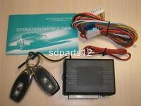 Universale Centralina Chiusura Centralizzata Lampeggiante Auto Kit Telecomandi