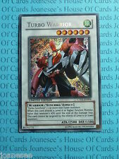 Yu-gi-oh Turbo Warrior CT05-EN004 Secret Rare Mint Limited Edition New