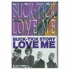 BUCK-TICK BOOK  BUCK TICK Photo Book LOVE ME