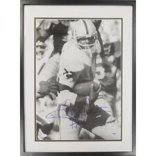 TONY DORSETT SIGNED 16x20 PANTHER HAWK PHOTO 21x25 FRAMED DALLAS COWBOYS BRONCOS