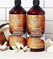 Dead Sea Collection Coconut Mineral Shampoo,Conditioner 1000 ml