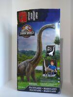 2019 Mattel Target Exclusive Jurassic Park Legacy Brachiosaurus Loose with Box