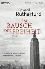 Im Rausch der Freiheit: Der Roman von New York von Ruthe...   Buch   Zustand gut