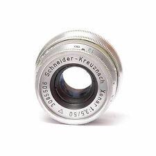 Schneider-Kreuznach Xenar  1:3.5/50mm für Akarette Nr.1108
