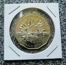2010 50c Coin Australia Day Uncirculated