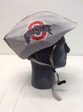OHIO STATE OSU Buckeyes Helmet Cover Bicycle Skate Moto Helmet Skin Hat Cov