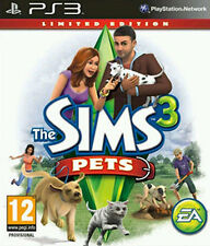 The Sims 3 Pets PS3 PlayStation 3 Video Game Mint Condition UK Release