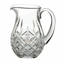 New listing Waterford Lismore Pitcher New with tag Box only scuffed # 40033482