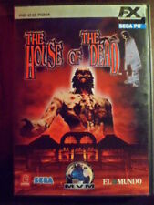 The House of the Dead PC shooter acción aventura zombies completa en castellano,