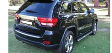 "Jeep Grand Cherokee 2011 - 2015 OEM Style 4"" Stainless Steel Side Steps Boards"