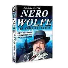 Nero Wolfe: The Complete Series - William Conrad-DVD Boxed Set Region 1 (USA)
