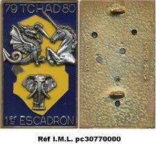 1° Régiment de Hussards Para, 1° Esc, TCHAD 79 - 80, Delsart (5409)