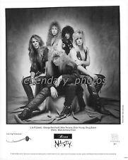 Nasty   WTG Records Original Music Press Photo