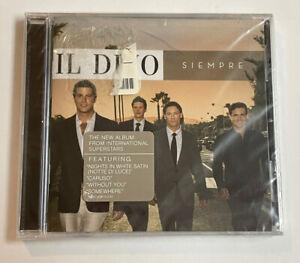Siempre by Il Divo (CD, Nov-2006, Columbia (USA)