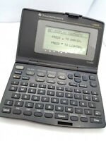 Texas Instruments PS-6800 Personal Organizer Calculator World Time Memo Schedule