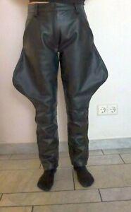 AWANSTAR LEATHER: Damen Lederhose Breeches Reit-Stil Gr. 36 sexy
