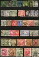 Early Barbados 1852-1918 Nice Used Lot 45 items