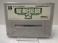 SNES Spiel - SeiKen Densetsu 2 / Secret of Mana (JAP Import) (Modul)