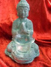 Unbranded Ceramic Buddha Candle & Tea Light Holders