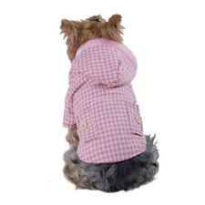 Ropa y calzado de color principal rosa para perros