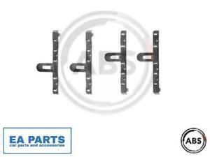 Accessory Kit, disc brake pads A.B.S. 1048Q