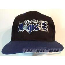 VTG ORLANDO MAGICS SNAPBACK HAT 90S OG BASKETBALL NBA CAP SPORT FLORIDA SUPREME