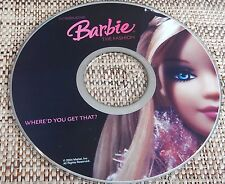 Barbie : The Fashion Where'd You Get That? - Cd Single