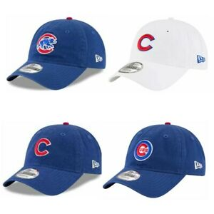 New Chicago Cubs 49Forty Core Fit Hat Fitted Cap by New Era - Pick Size & Style!