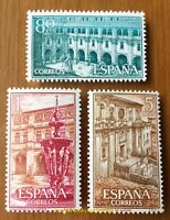 EBS Spain España 1960 Monasteries and Abbeys (II) Samos 1217-1219 MNH**