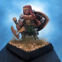 Painted Reaper Miniature Freja Female Dwarf Fighter