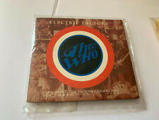 The Who ‎– Electric Factory : Soundboard Quality ‎– RS 6167 : CD, RARE NR MINT