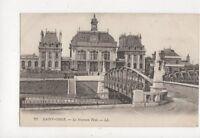 Saint Omer Nouveau Pont France [LL 71] Vintage Postcard 801a
