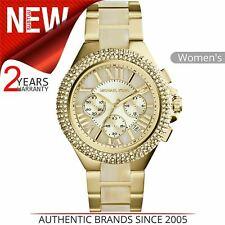 Michael Kors Camille Ladies Watch MK5902|Chronograph Dial|Acetace & Steel Strap