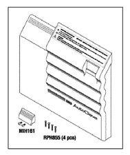 Ritter Midmark M9 Door Panel Kit, RPI Part #MIK194  OEM Part #002-0364-00