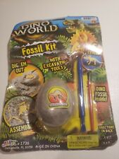 Dino Worldfossil KitWith ExcavatÄ°Ng Toolsdimetrodondig Em Out