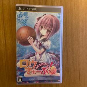 PSP  Ro Kyu Bu 4582350662177 From Japan