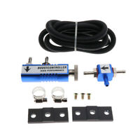 Car SUV Adjustable  Boost Controller Boost Bleed Valve 1-30PSI Blue