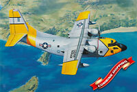 Roden 062 Fairchild HC-123B Provider US Coast Guard plastic model kit 1/72