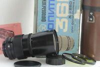Lens JUPITER-36 B 3.5/250 6x6 Medium format / Soviet high quality / MINT+++
