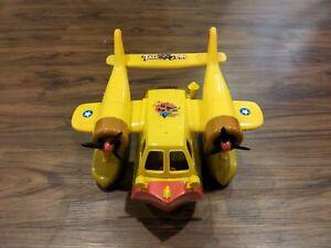 Disney's Tale Spin Baloo's Sea Duck Plane Figure Playmates Toys Adventure