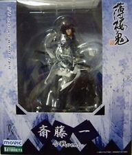 Used Hakuouki Hajime Saito Battle ver. PVC Figure movic Free Shipping