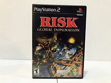 Risk: Global Domination (Sony PlayStation 2, 2003) PS2