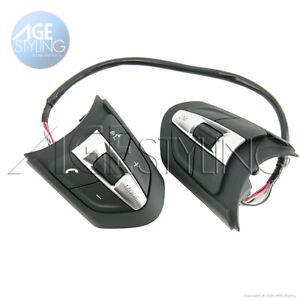 BMW F20 F30 F34 F36 F48 Steering Wheel Multimedia Controls Multifunction Buttons