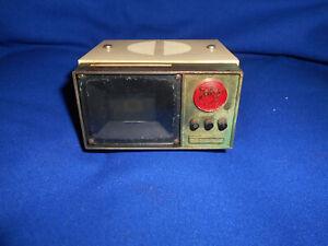 RADIO d'epoca a transistor a forma di televisione vintage rarissima  collezione