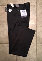 VAN HEUSEN * Mens Gray Casual Pants * Size 34 x 38 * NEW WITH TAGS