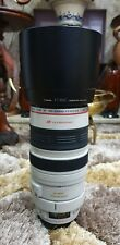 Canon ef 100-400 mm f/4.5-5.6 l is usm lens