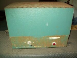 Heathkit HP 23 Power Supply sold for Repair As Is but Cheap Start!